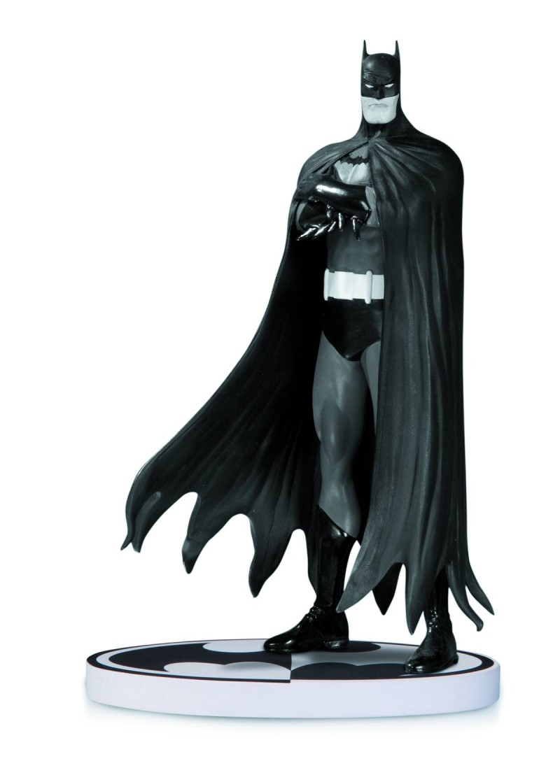 DC Statue Batman B&W  by Bolland 2nd Edition