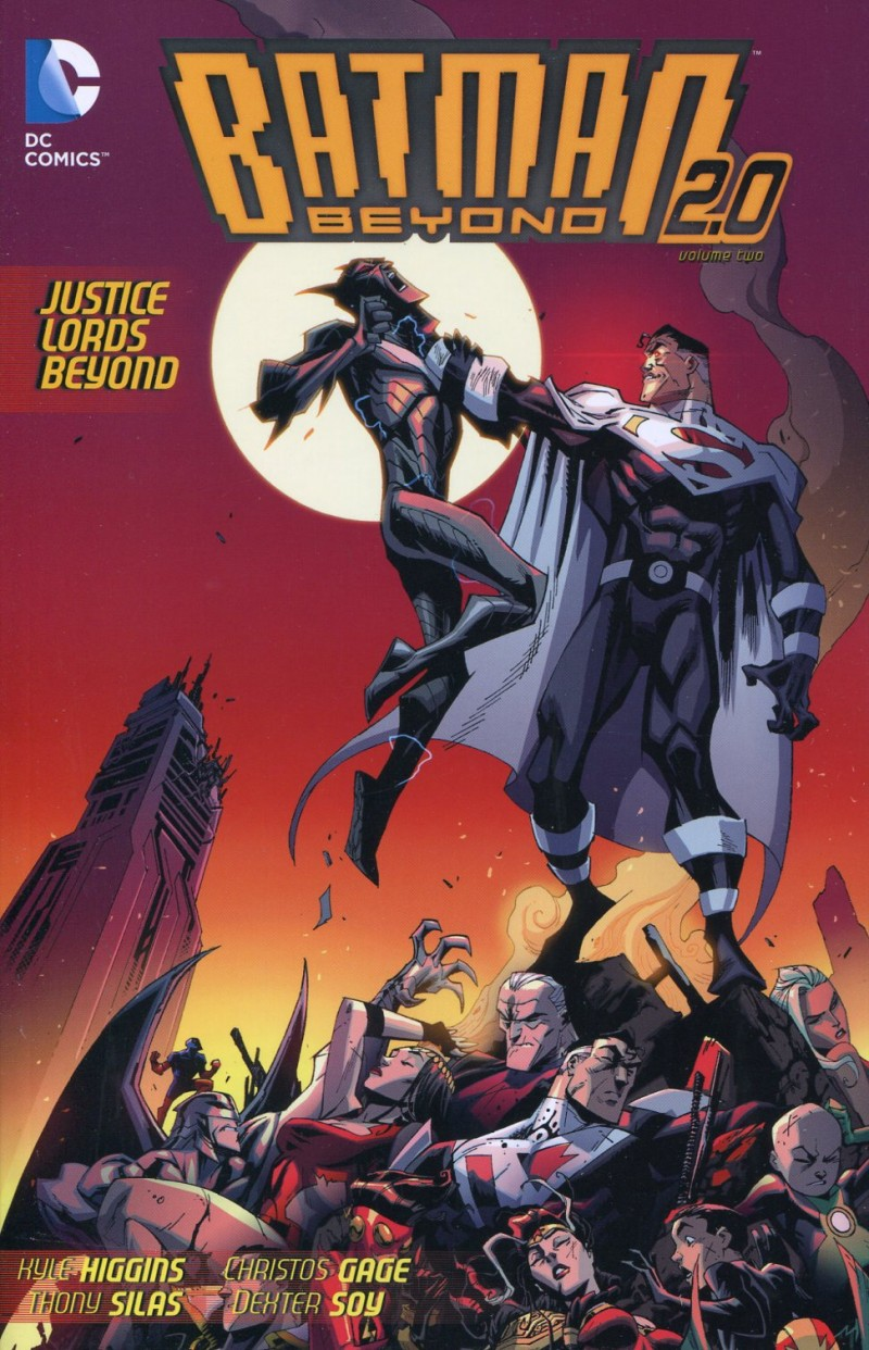 Batman Beyond TP Justice  Lords Beyond