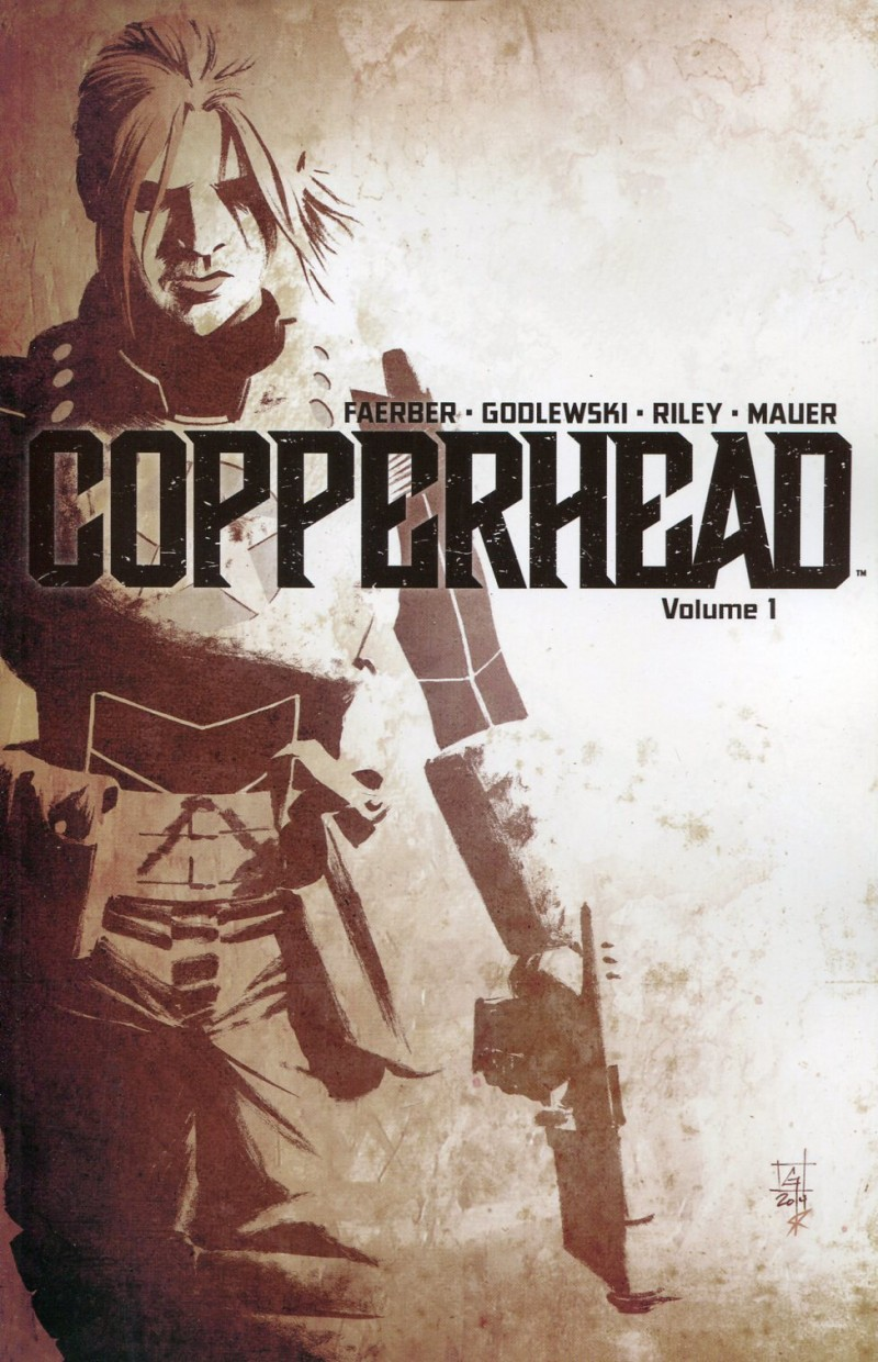 Copperhead TP V1 A New  Sheriff In Town