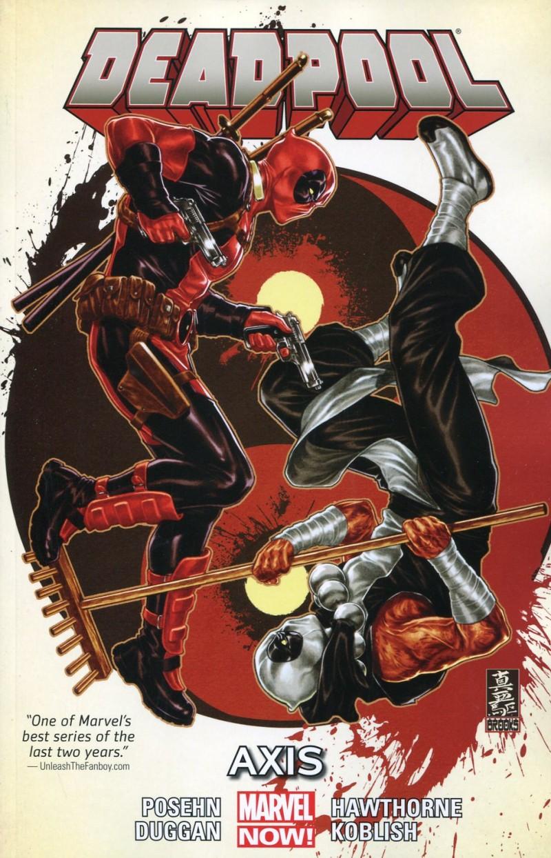 Deadpool TP Now V7  Axis