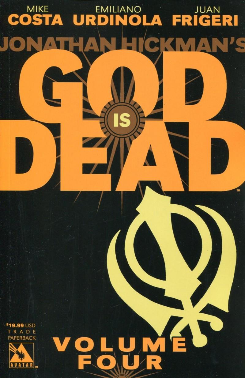 God Is Dead TP V4