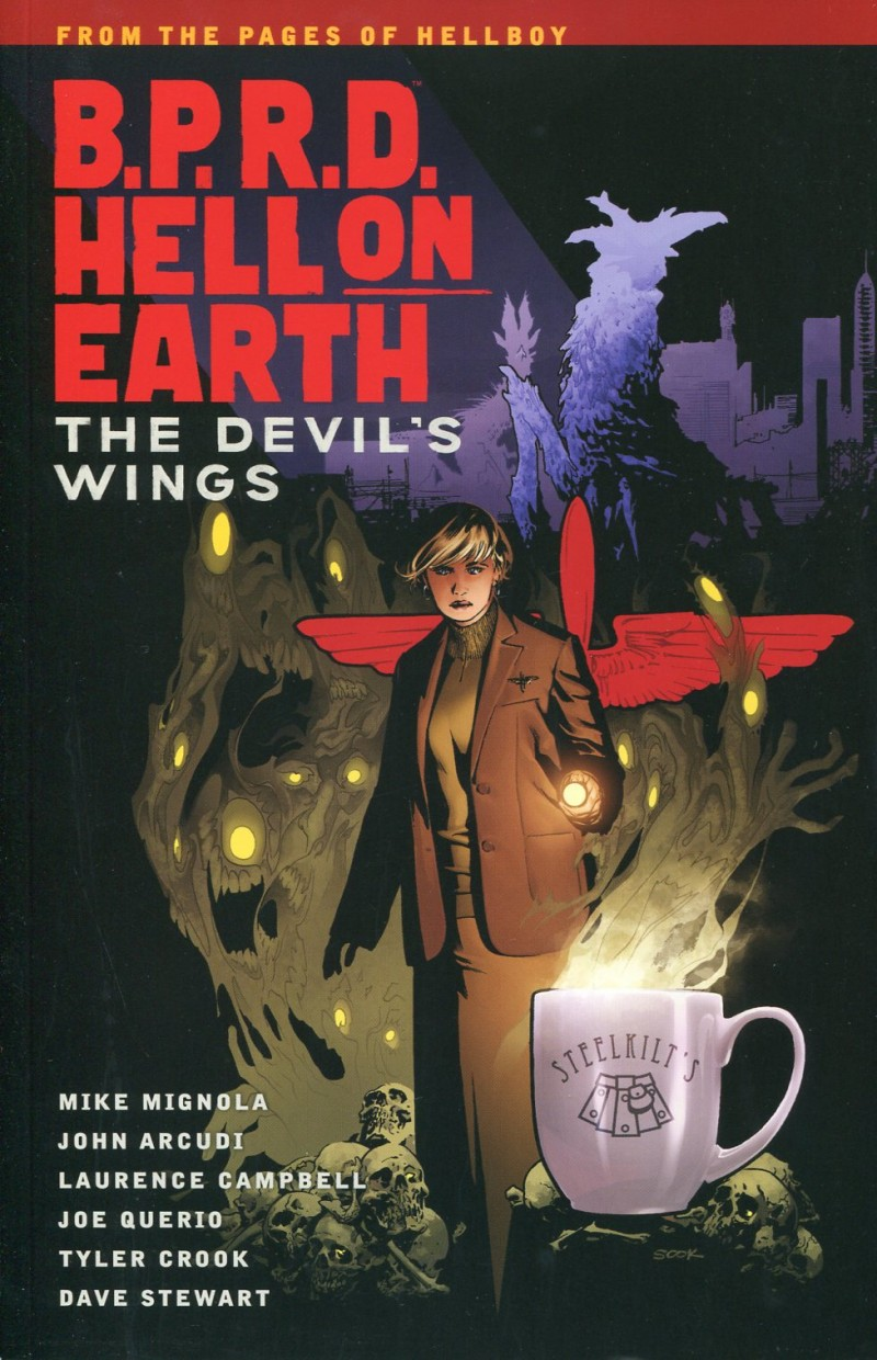 BPRD TP Hell on Earth V10 Devils Wings