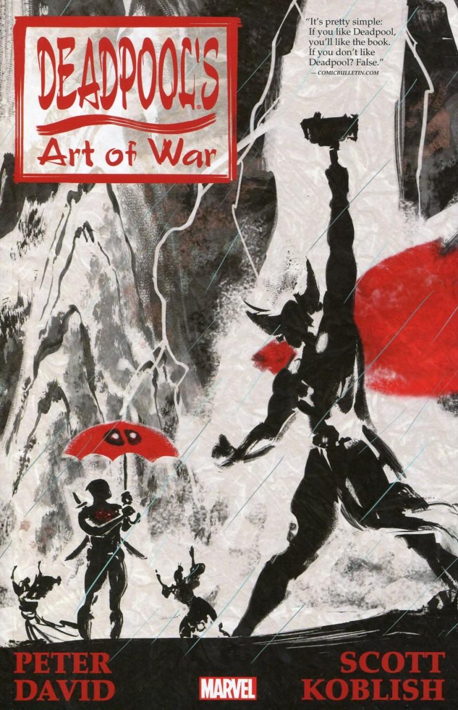 Deadpool TP Art of War