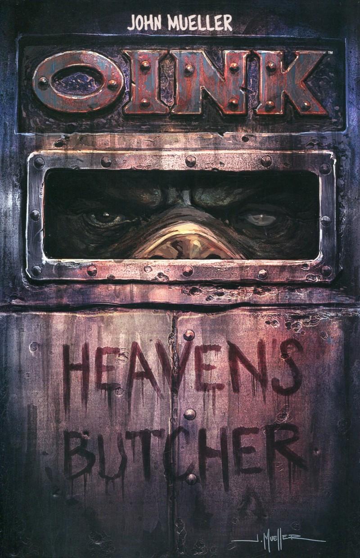 Oink Heavens Butcher TP
