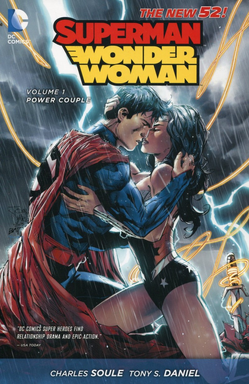 Superman Wonder Woman TP  V1 Power Couple