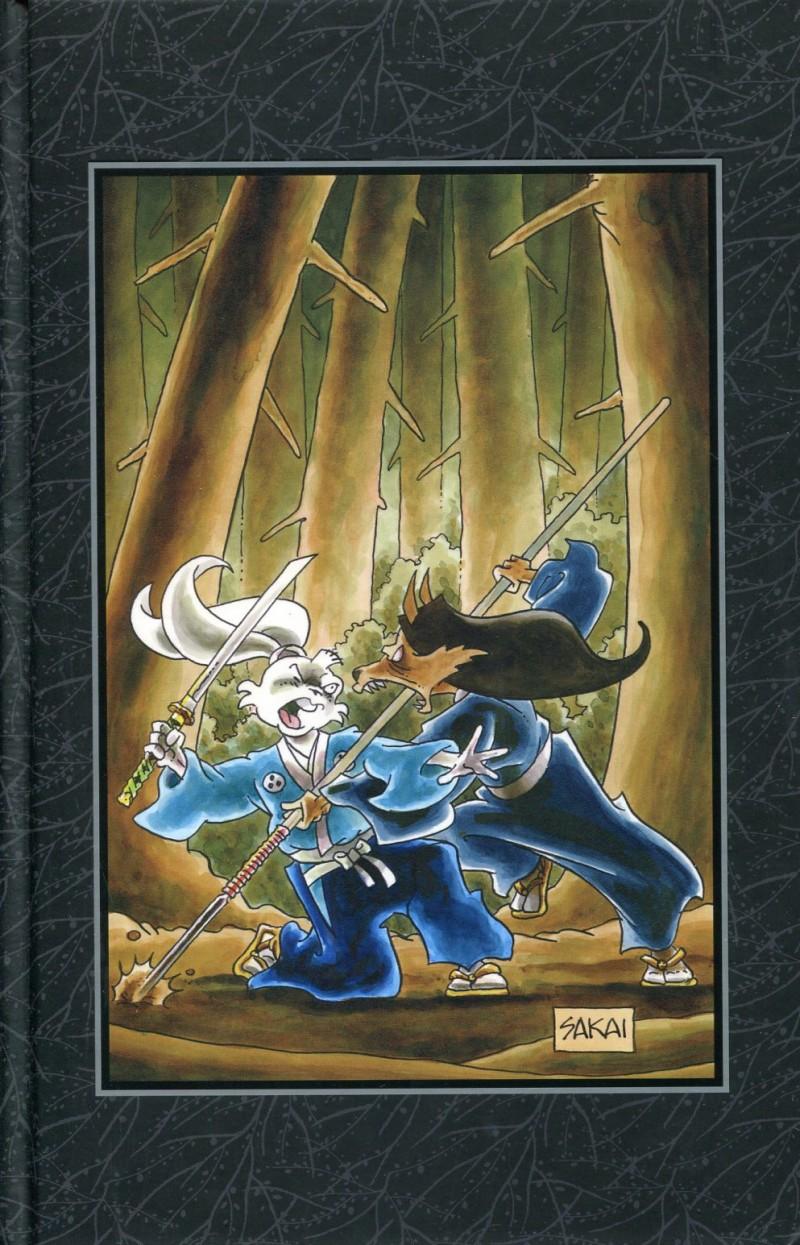 Usagi Yojimbo HC V2 Saga  Ltd Ed