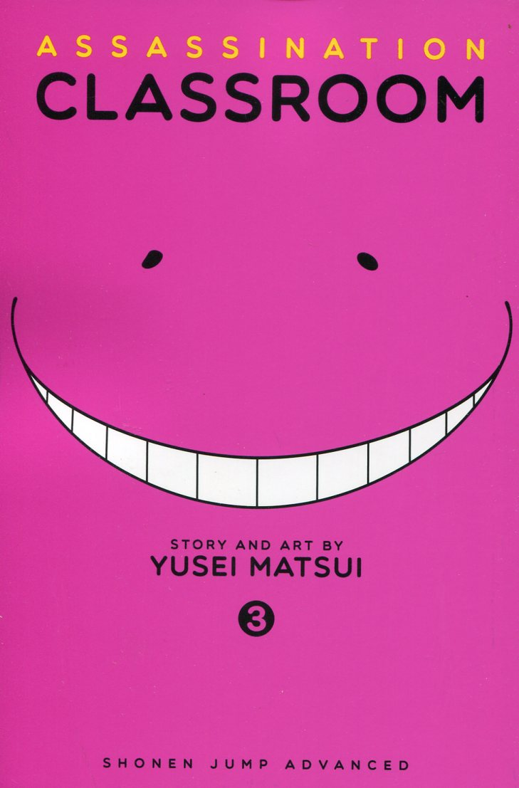 Assassination Classroom GN V3