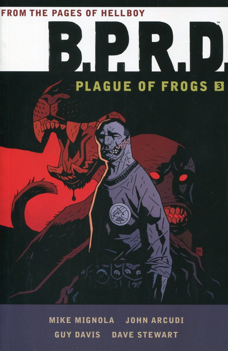 BPRD Plague of Frogs TP V3