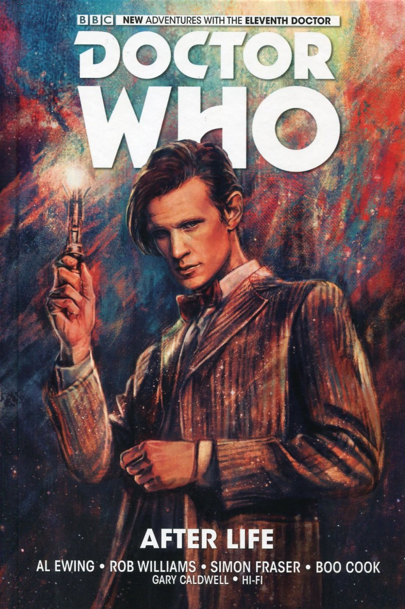 Dr Who 11th HC V1 After Life