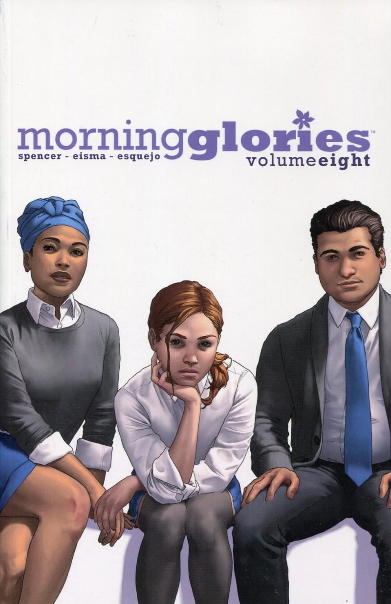 Morning Glories TP V8