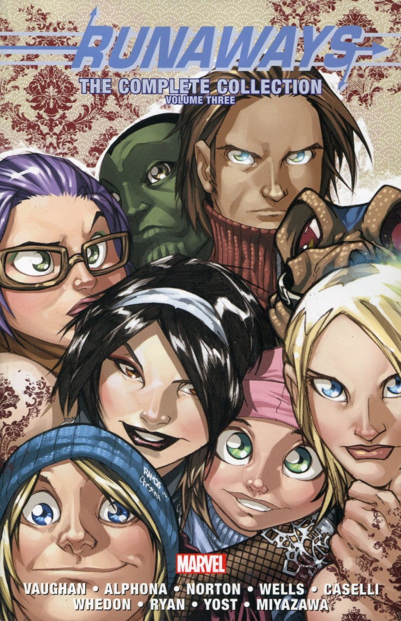 Runaways TP Complete  Collection V3