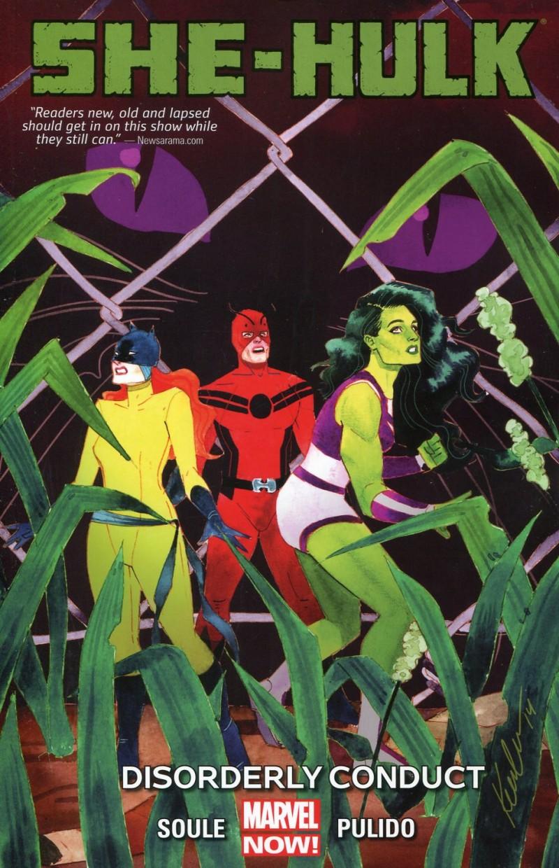 She-Hulk TP Now V2  Disorderly Conduct