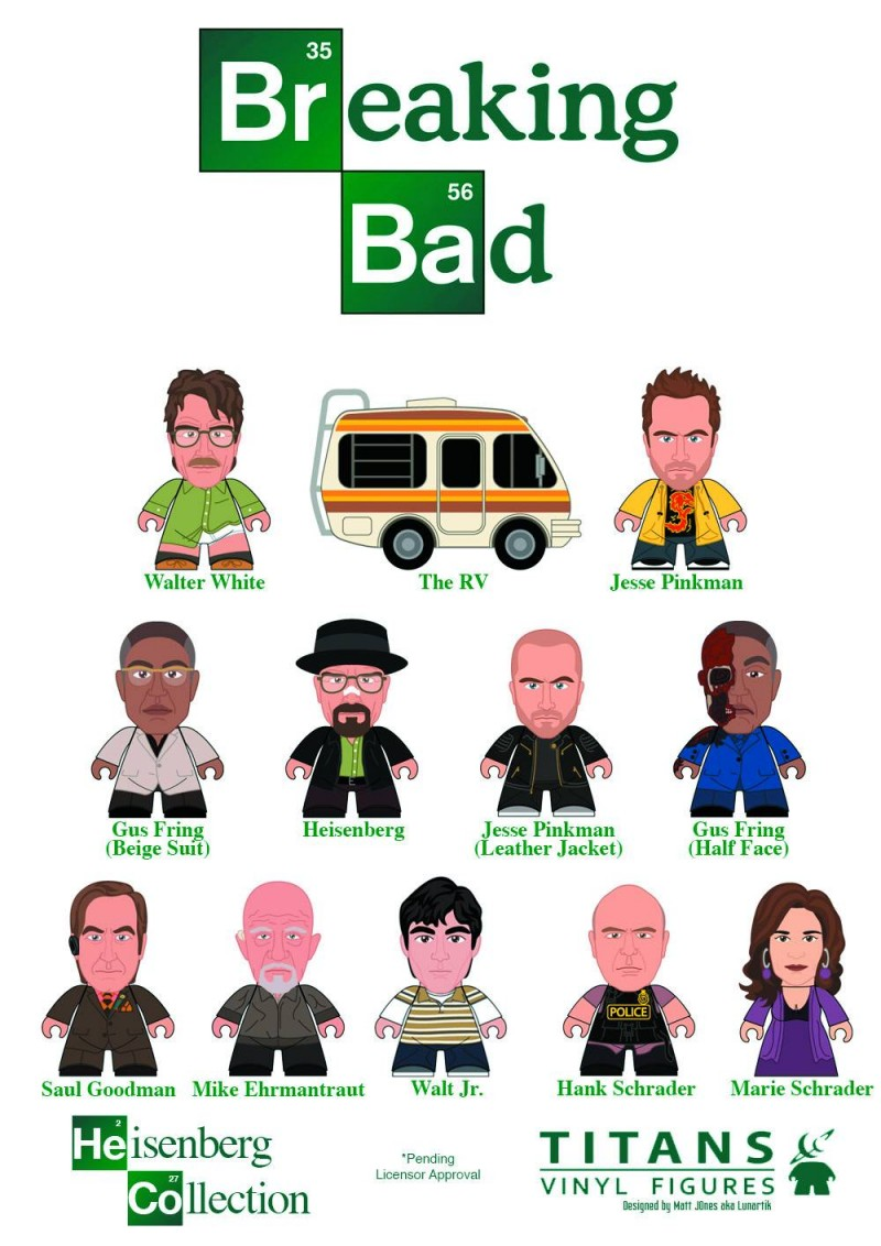Breaking Bad Mystery Mini