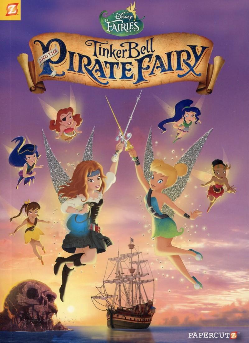 Disney Fairies GN V16 Pirate Fairy