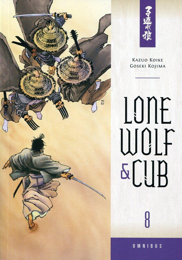 Lone Wolf and Cub Omnibus TP V8