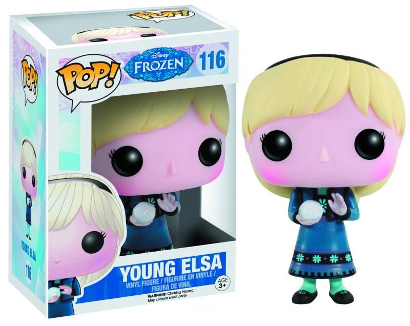 Funko Pop Frozen Elsa Young
