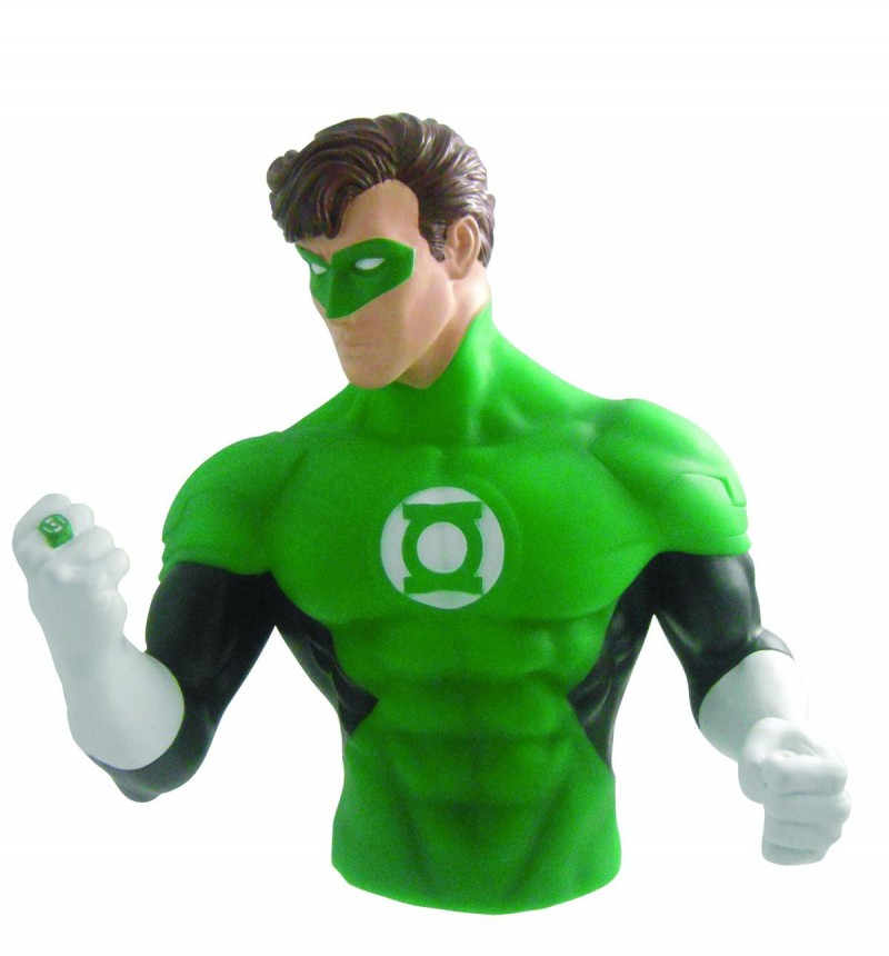 DC Bank Green Lantern New 52
