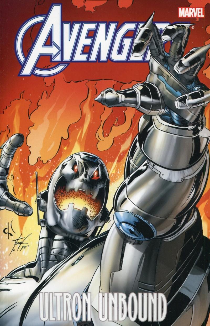 Avengers TP Ultron  Unbound