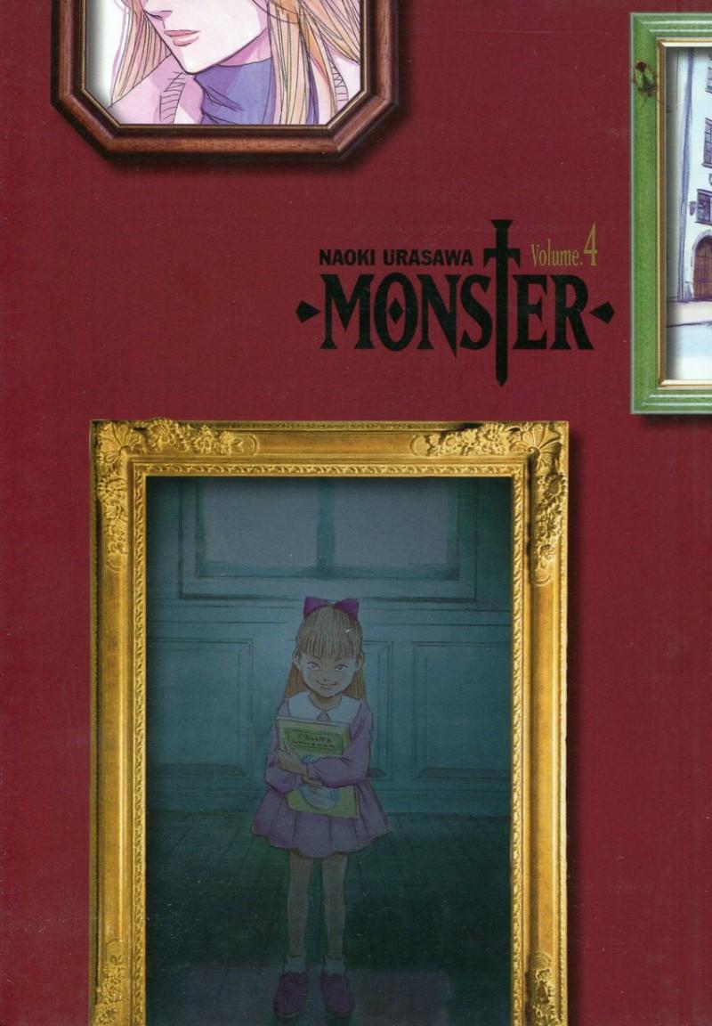 Monster TP V4 Perfect Ed  Urasawa