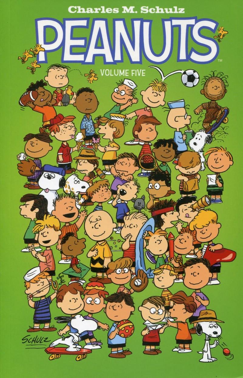 Peanuts TP V5 Kaboom