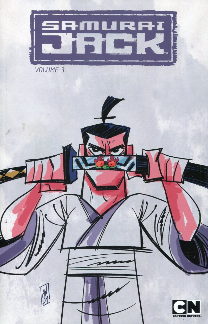 Samurai Jack TP V3 Quest  for the Broken Blade