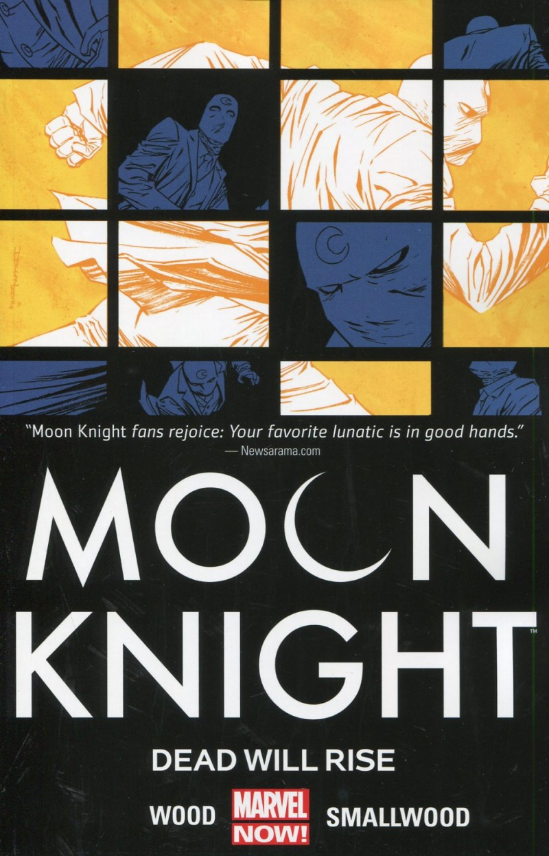 Moon Knight TP Now V2 Dead Will Rise