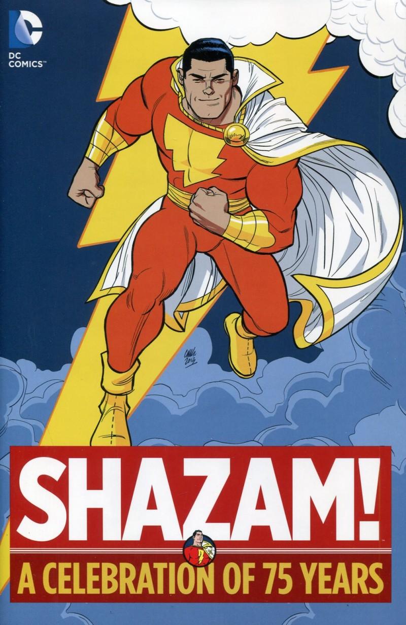 Shazam HC A Celebration of 75 Years