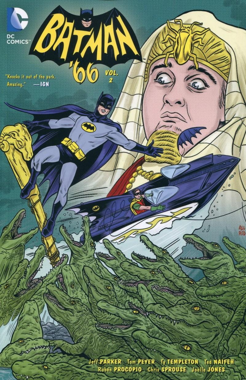 Batman 66 TP V2