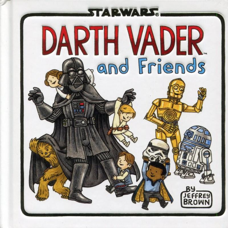Star Wars HC Darth Vader  and Friends