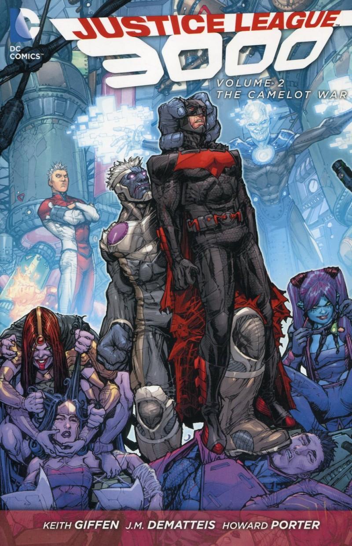 Justice League 3000 TP V2 The Camelot War