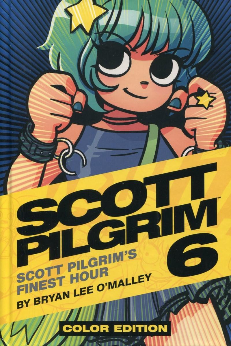 Scott Pilgrim HC V6 Color Edition