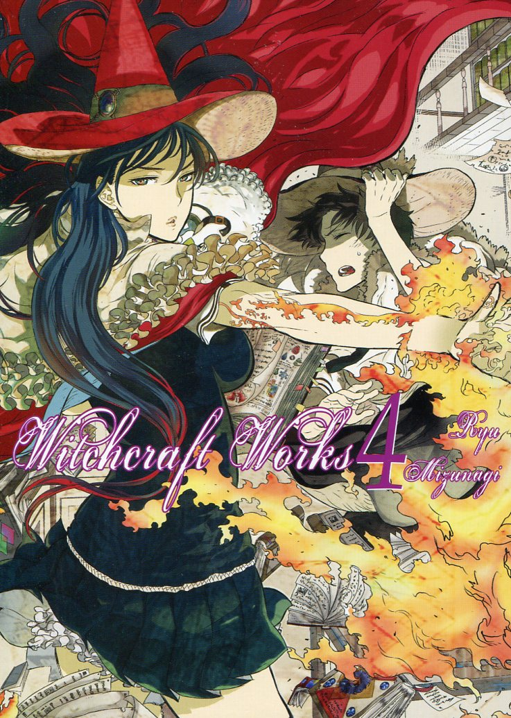 Witchcraft Works GN V4