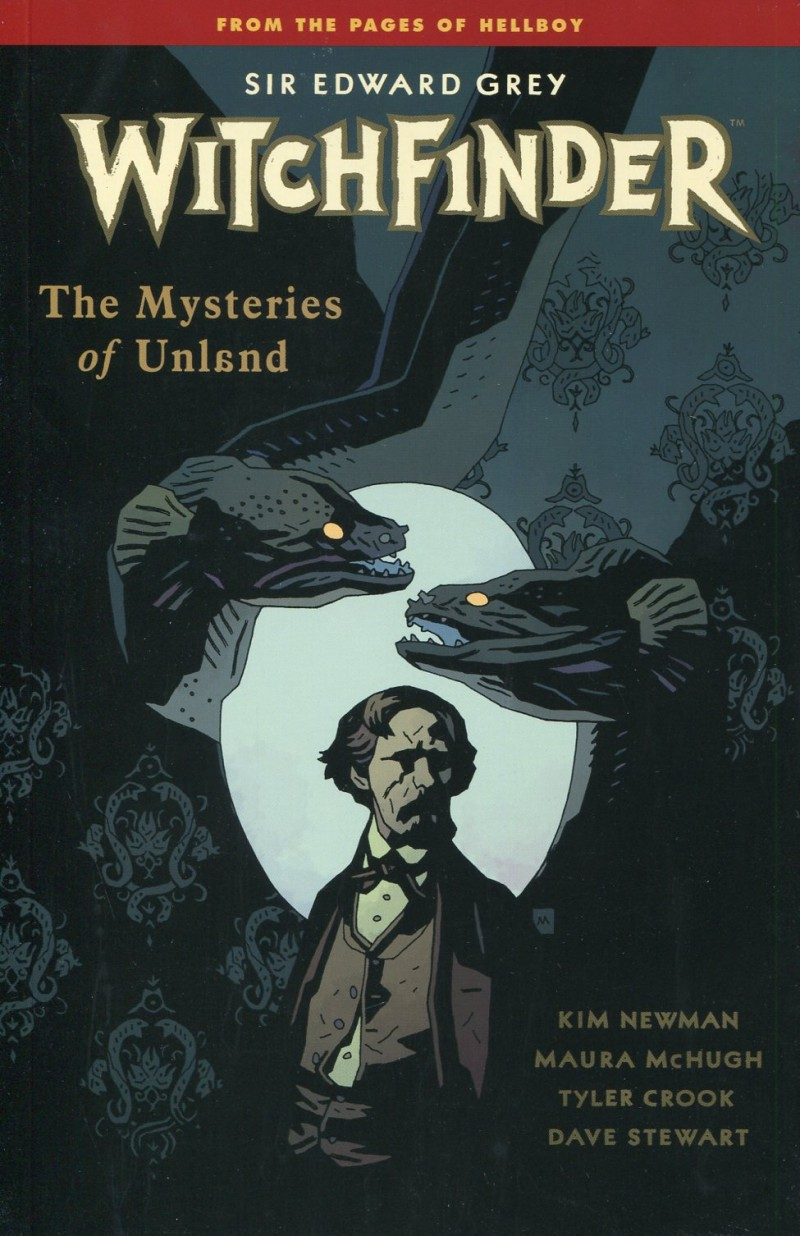 Witchfinder TP V3 Lost  Mysteries of Unland