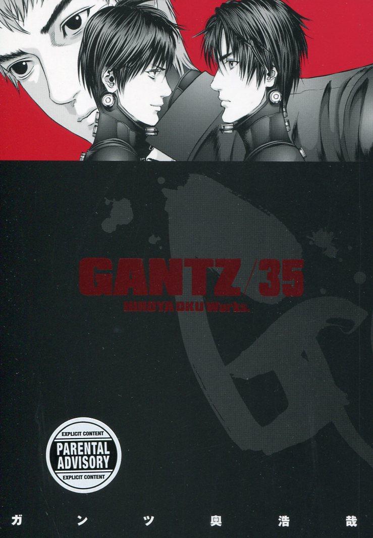 Gantz GN V35