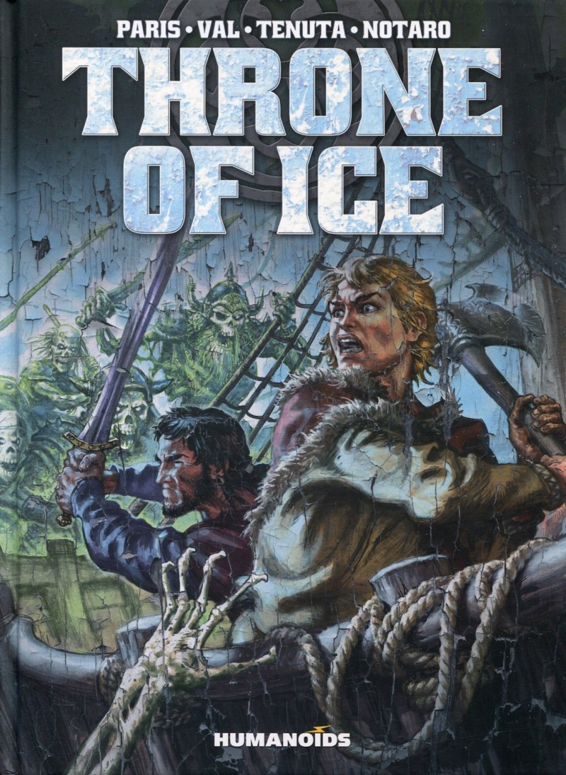 Throne of Ice HC
