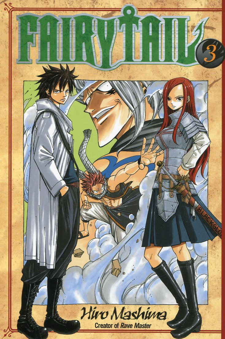 Fairy Tail GN V3