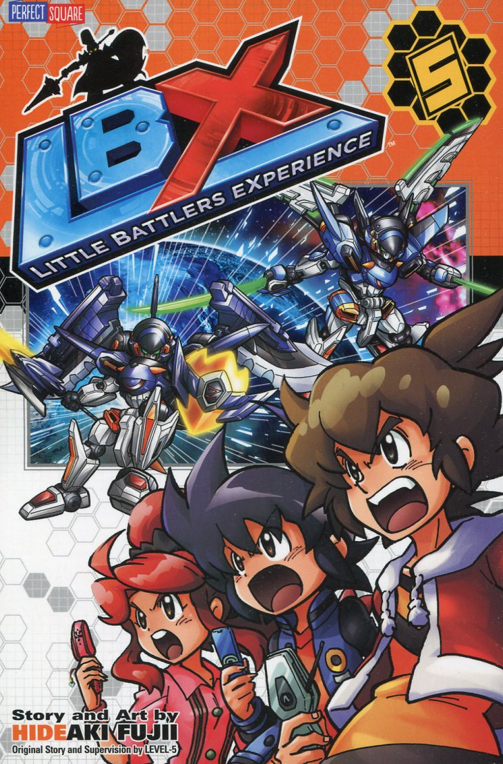 LBX GN V5 New Hope