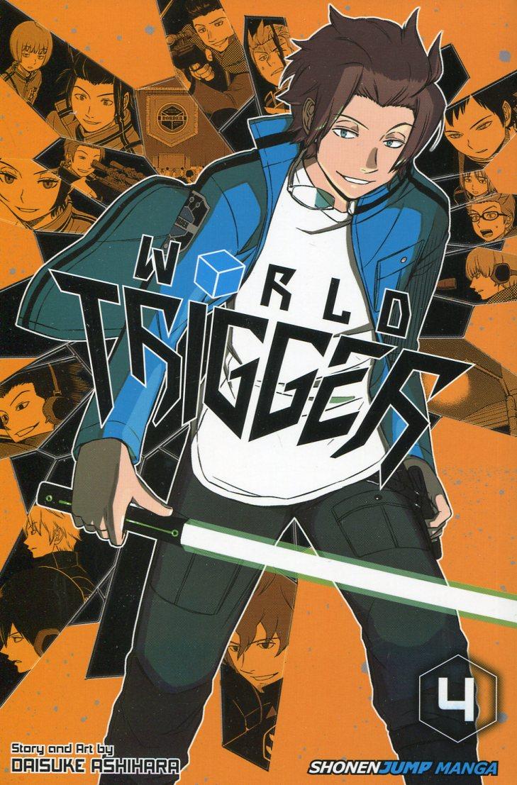 World Trigger GN V4