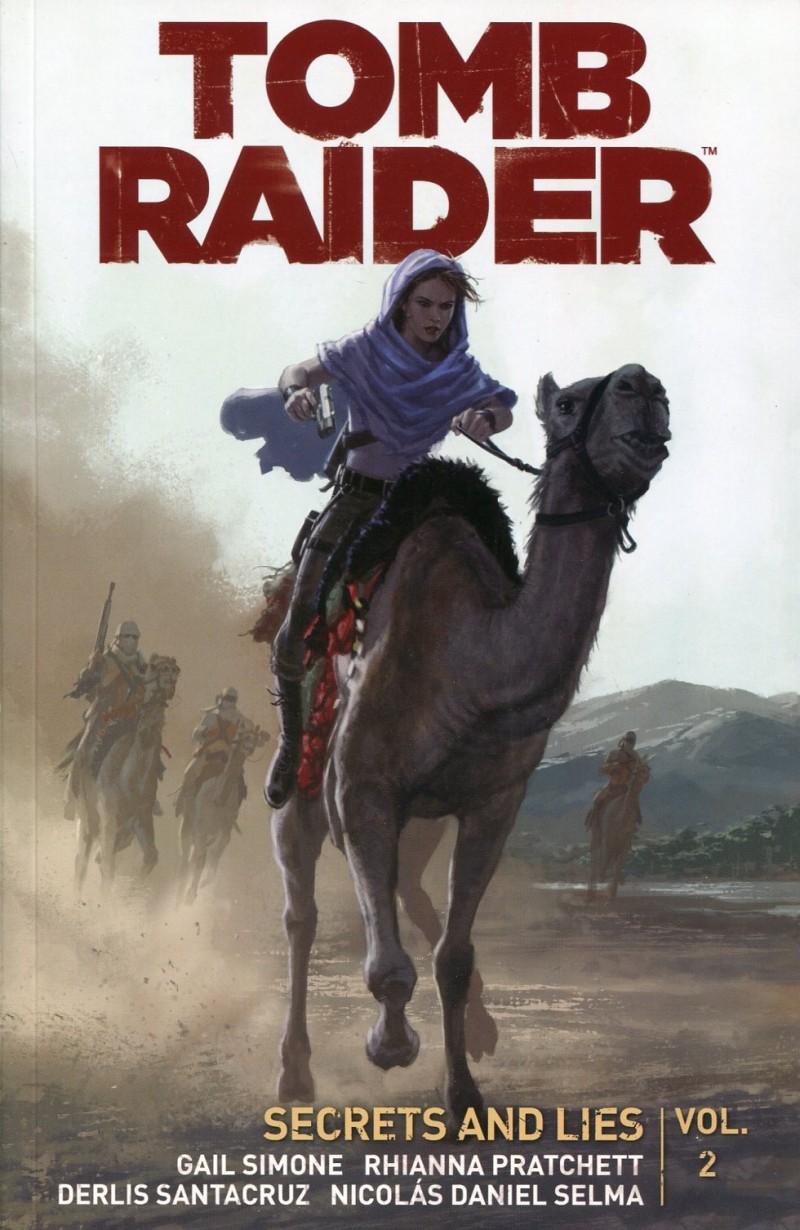 Tomb Raider TP Simone V2  Secrets And Lies