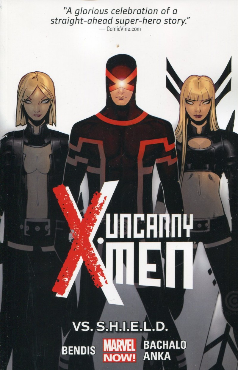Uncanny X-Men TP Now V4 VS Shield