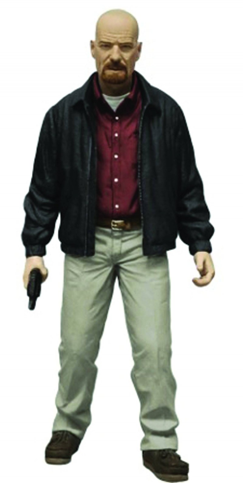 Breaking Bad 6inch AF Heinsenberg Red Shirt