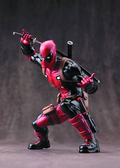 Marvel Statue Deadpool  ARTFX+