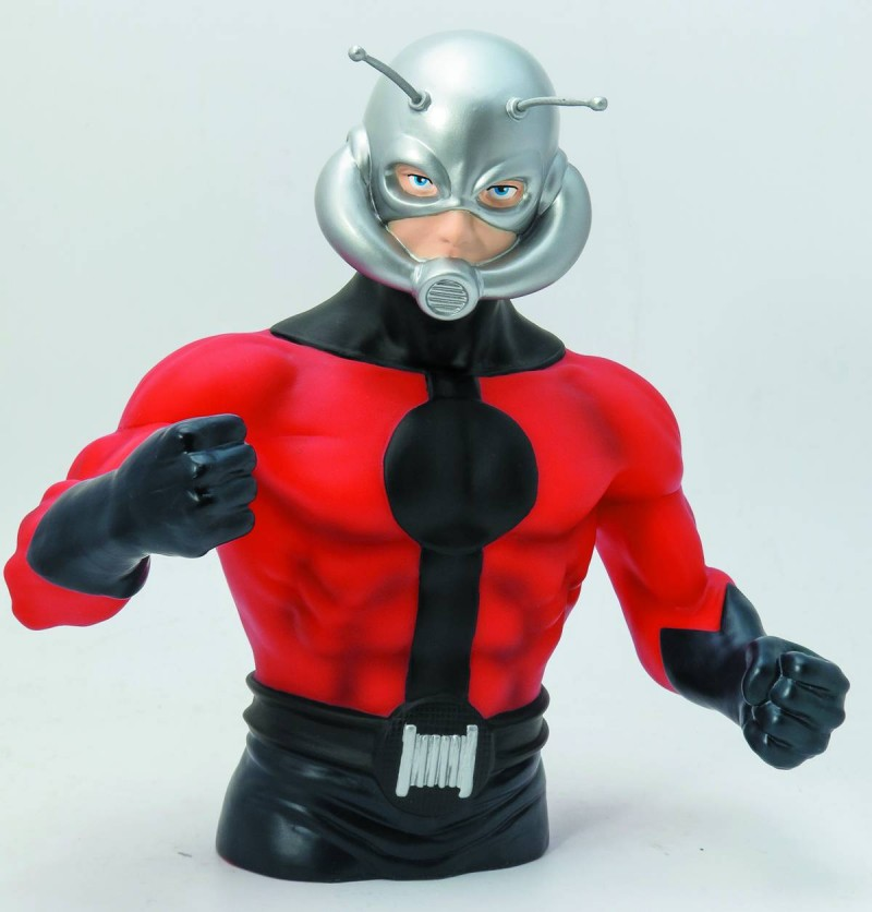 Marvel Bank Ant-Man Bust