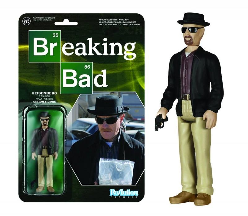 Reaction Breaking Bad Heisenberg