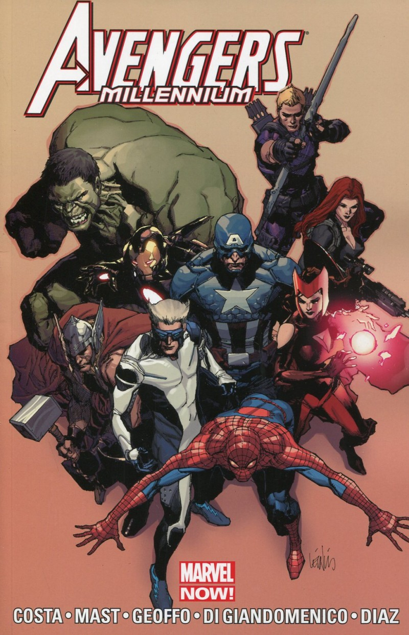 Avengers TP Millennium