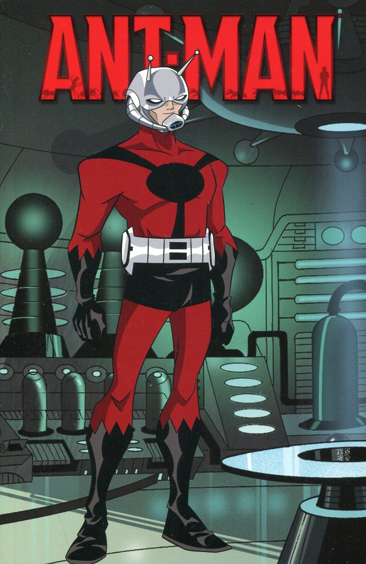 Marvel Universe Ant-Man TP Digest