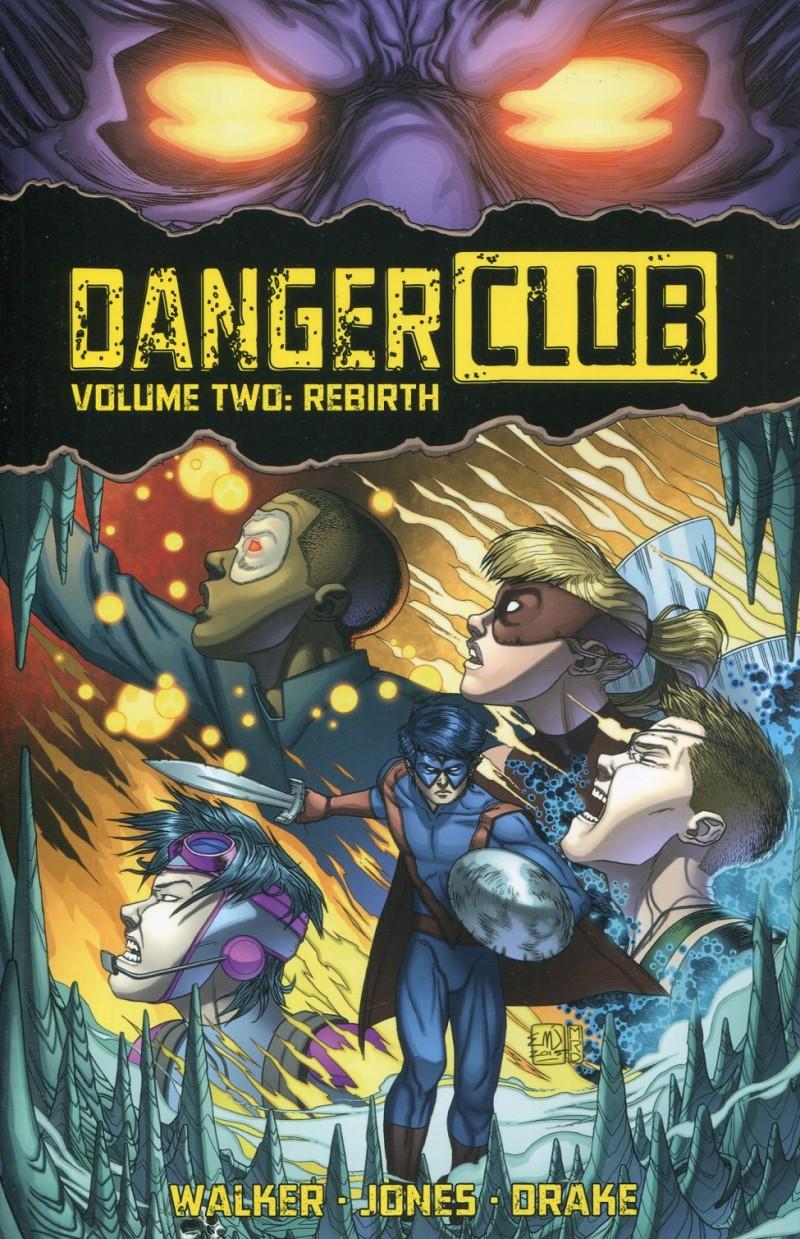 Danger Club TP V2 Rebirth