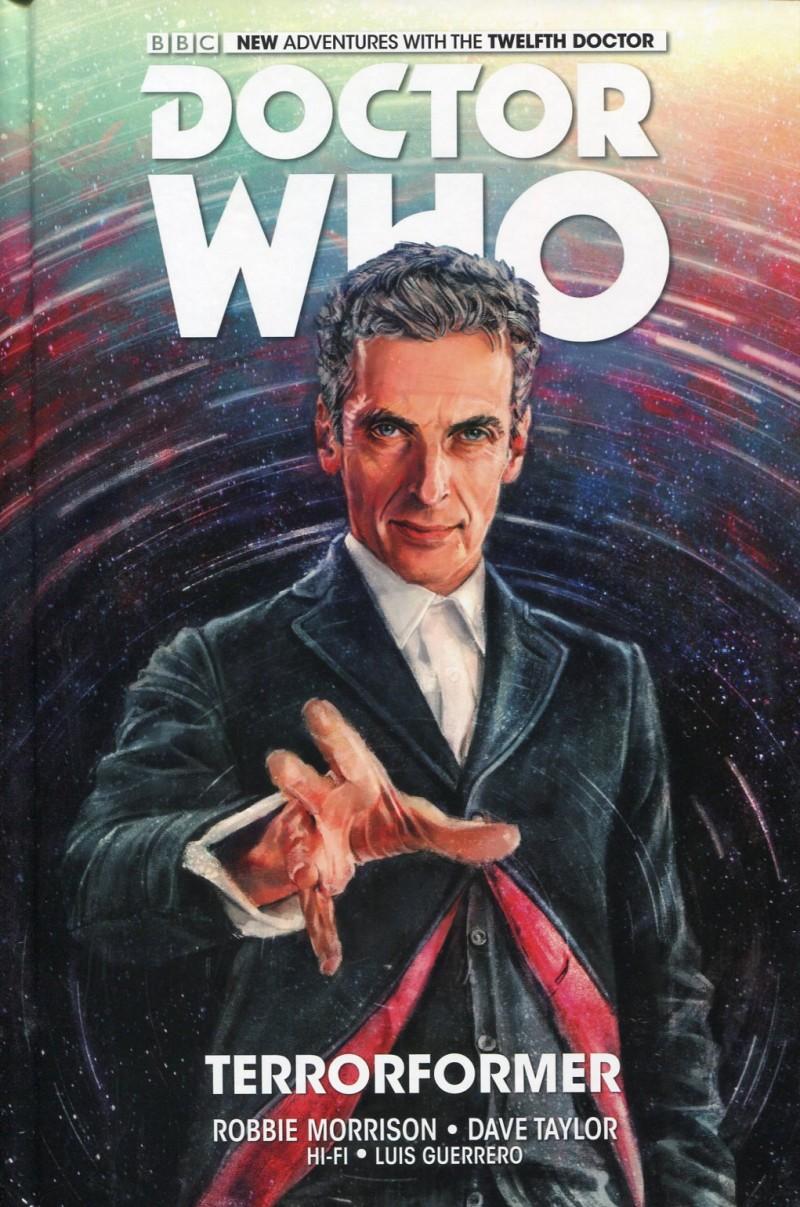 Dr Who HC 12th V1 Terrorformer