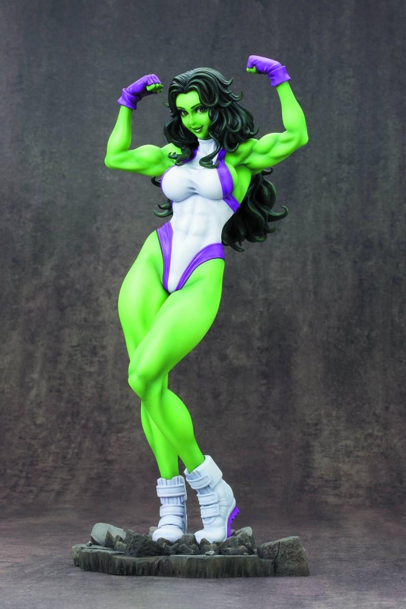 Marvel Bishoujo Statue  She Hulk