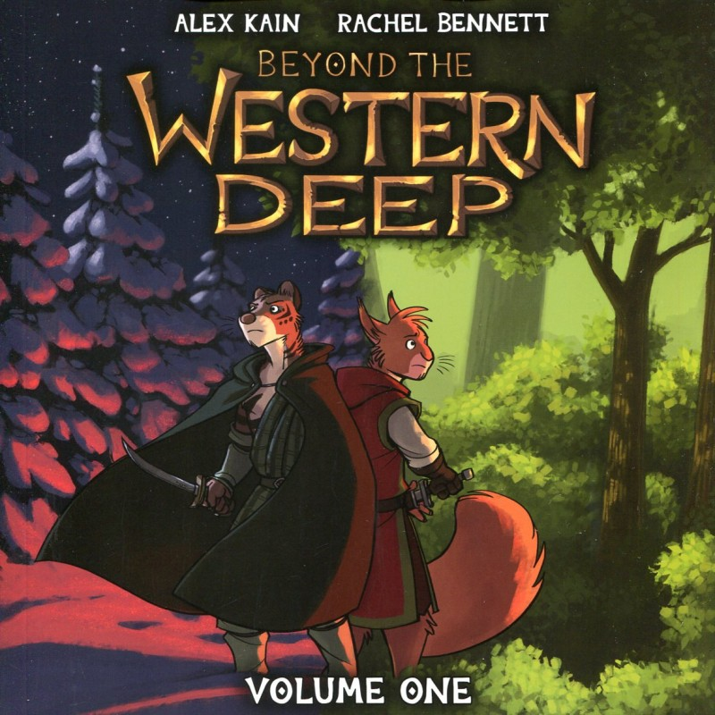 Beyond the Western Deep GN